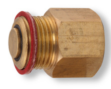 """Novaservis Zpětná klapka k odvzdušňovacímu ventilu 3/8"""" RA603/10"""