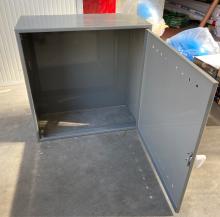 Plynoměrná skříň plechová HUP 60x60x30