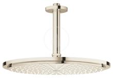 Grohe Rainshower Cosmopolitan Hlavová sprcha 310, sprchové rameno 142 mm, 1 proud, leštěný nikl 26067BE0