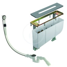 Kludi Montážní tělesa Těleso pro 4-otvorovou vanovou baterii 7466200-00