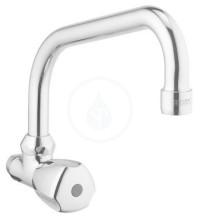 Kludi Standard Výtokový ventil, chrom 304090515