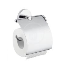 Hansgrohe Logis Držák role toaletního papíru, kartáčovaný nikl 40523820