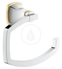 Grohe Grandera Držák toaletního papíru, chrom/zlato 40625IG0