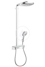 Hansgrohe Raindance Select E 300 3jet Showerpipe, chrom 27127000
