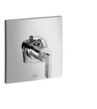 Axor Citterio Highflow termostatická baterie pod omítku, chrom 39711000