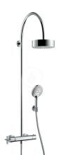 Axor Citterio Sprchová souprava Showerpipe s termostatem, chrom 39670000