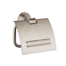 Axor Montreux Držák na toaletní papír, kartáčovaný nikl 42036820