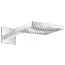 Axor ShowerCollection Horní sprcha se sprchovým ramenem 24 x 24 cm, chrom 10925000