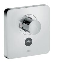 Axor ShowerSelect Highflow termostat pod omítku pro 1 spotřebič a další výtok, chrom 36706000