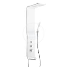 Hansgrohe Raindance New Sprchový panel Lift 180 2jet, bílá/chrom 27008400