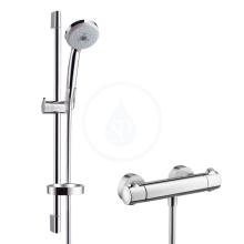 Hansgrohe Ecostat 1001 SL Combi 0,65 m s ruční sprchou Croma 100 Multi, chrom 27086000