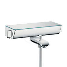 Hansgrohe Ecostat Select Vanová baterie termostatická, bílá/chrom 13141400