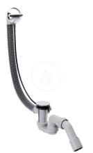 Hansgrohe Flexaplus Úplná sada a odtokovou a přepadovou soupravou pro normální vany, chrom 58143000