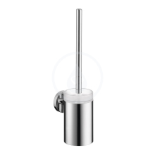 Hansgrohe Logis WC kartáč s držákem, sklo, chrom 40522000