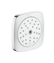 Hansgrohe PuraVida Boční sprcha 100 1jet, bílá/chrom 28430400