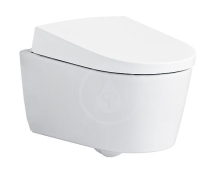 Geberit AquaClean Elektronický bidet Sela s keramikou, závěsný, bílá/alpská bílá 146.143.11.1
