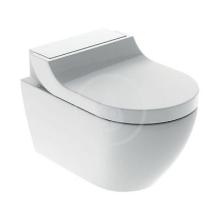 Geberit AquaClean Elektronický bidet Tuma Comfort s keramikou, bílá/alpská bílá 146.292.11.1