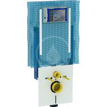 Geberit Kombifix Montážní prvek pro závěsné WC, 109 cm, splachovací nádržka pod omítku Sigma 8 cm, pro odsávání zápachu 110.791.00.1