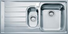 Franke Neptun Nerezový dřez NEX 251/7, 1004x514 mm 127.0059.717