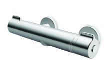 Laufen Curveprime Sprchová termostatická nástěnná baterie, chrom H3337070044001