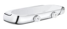 Grohe Grohtherm SmartControl Kombinovaná termostatická sprchová baterie se 2 ventily, chrom 34714000