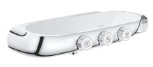 Grohe Grohtherm SmartControl Kombinovaná termostatická sprchová baterie se 3 ventily, chrom 34713000