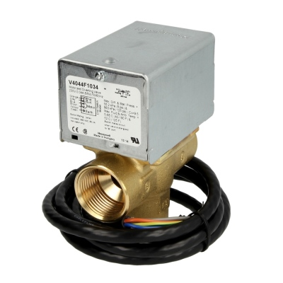 HONEYWELL V4044F rozdělovací ventil