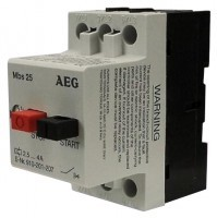 AEG spouštěč MBS25 1,6 - 2,5 A